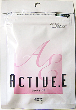 WOOLY ACTIVE. E(60粒)